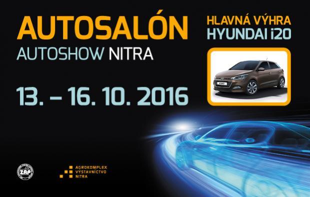 4f090379f9b AUTOSALÓN-AUTOSHOW NITRA 2016 - AGROKOM - Kam v meste