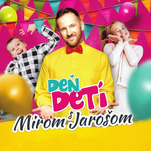 0693e432691a Miro Jaroš a Wellness Hotel Patince     vás pozývajú stráviť víkend plný  zábavy a detskej radosti. Pozrite sa