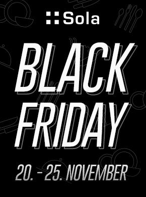 ef2de152b Posledný piatok v mesiaci november patrí celosvetovo obľúbenému  výpredajovému dňu, ktorý poznáme ako BLACK FRIDAY. Sola Swizterland naň,  samozrejme, ...